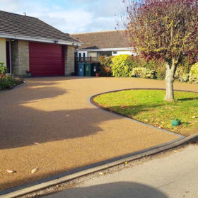 Square Premier Resin Drives - Driveway 10