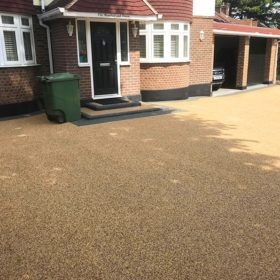 Square Premier Resin Drives - Driveway 11