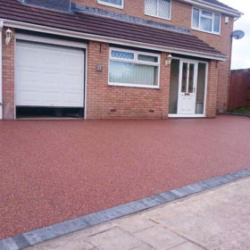 Square Premier Resin Drives - Driveway 2