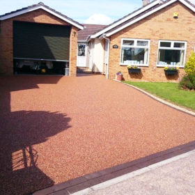 Square Premier Resin Drives - Driveway 3
