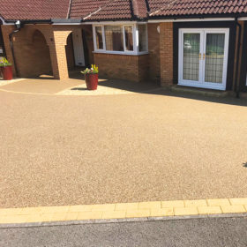 Square Premier Resin Drives - Driveway 8