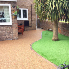 Square Premier Resin Drives - Patio 2