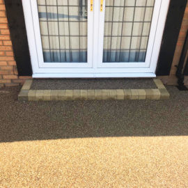 Square Premier Resin Drives - Patio 3