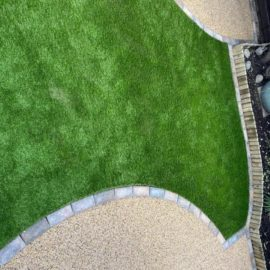 Resin Patio and Garden